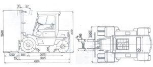 Vysokozdvižné vozíky TAM Pavlice